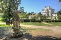 Villa Pamphili i Rome, Italien royaltyfri bild