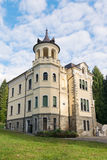 Villa Paradiso in Art Nouveau style. Royalty Free Stock Photos