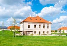 Villa in a park Stock Photos