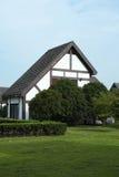 Villa per svago Fotografie Stock Libere da Diritti
