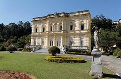 Villa in Petropolis stockfotos
