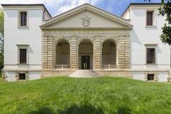 Villa Pisani Bonetti (Bagnolo) Photos stock