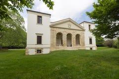 Villa Pisani Bonetti (Bagnolo) Images libres de droits