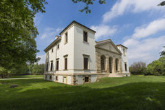 Villa Pisani Bonetti ( Bagnolo ) Stock Photos