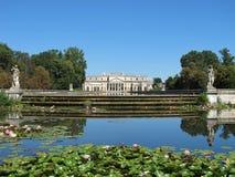 Villa Pisani. Famous venetian villas in the Veneto Region (Italy Stock Photography