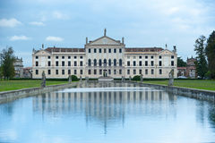 Villa Pisani - palazzo e sosta storici in Italia Fotografie Stock Libere da Diritti