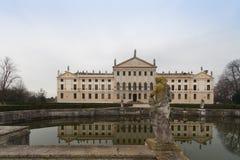 Villa Pisani Stra royaltyfria bilder