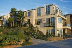 villa śródziemnomorskiej Zdjęcie Royalty Free