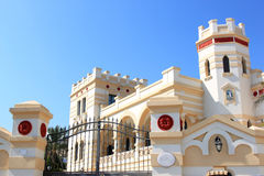 Villa Raffaella in Santa Cesarea Terme, Puglia, Italy Royalty Free Stock Photo