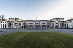 Villa Reale Di Monza Στοκ εικόνα με δικαίωμα ελεύθερης χρήσης