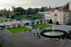 villa reale Royalty Free Stock Photo