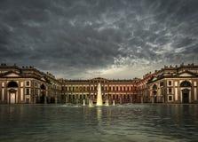 Villa reale monza brianza stock photos
