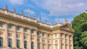 Villa Reale view Royalty Free Stock Photo