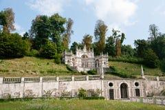 Villa Regina à Torino photographie stock