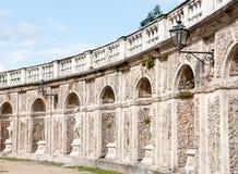 Villa Regina i Torino Royaltyfria Bilder