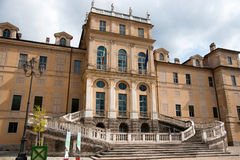 Villa Regina in Torino Stock Image