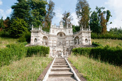 Villa Regina in Torino Royalty Free Stock Photos