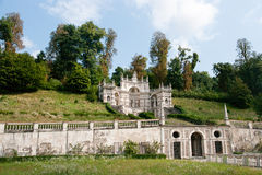 Villa Regina in Torino Stock Photography