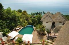 Villa Resort Royalty Free Stock Photography