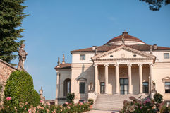 Villa Rotonda Royalty Free Stock Images