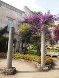 Villa Rufolo Stock Image