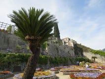 Villa Rufolo in Ravello, Amalfi Coast, Italy.  Stock Images