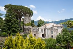Villa Rufolo, Ravello, Italy Stock Photos
