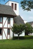 Villa's voor Vrije tijd royalty-vrije stock afbeeldingen