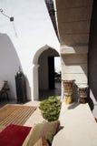 Villa Saada royaltyfri foto