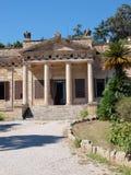 Villa San Martino, San Martino, Elba, Italy Stock Image