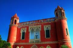 Villa in Santa Maria Di Leuca Stock Foto