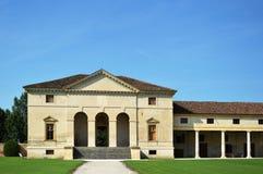 Villa Saraceno progettato dall'architetto di Andrea Palladio, Immagine Stock Libera da Diritti