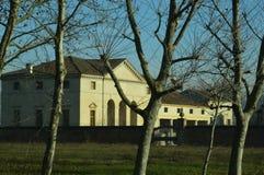 Villa Saraceno progettato dall'architetto di Andrea Palladio, Fotografia Stock