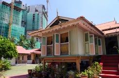 Villa Sentosa in Malacca Royalty Free Stock Photos