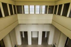 Villa Serralves interior. Interior view of the Villa Serralves in Porto, Portugal royalty free stock images