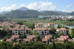 Villa, Shenzhen, Chine Photographie stock libre de droits