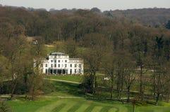 Villa Sonsbeek i Arnhem, Nederländerna Royaltyfri Bild