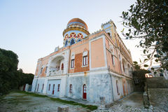 Villa Sticchi in Santa Cesarea Terme, province of Lecce, Apulia, Stock Photo