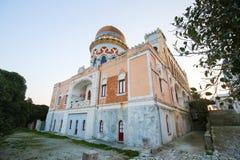 Villa Sticchi in Santa Cesarea Terme, province of Lecce, Apulia, Stock Photo