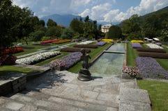 Villa Tarente Image stock