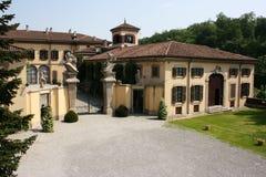 Villa Taverna Stock Images