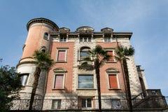 Villa Toeplitz, Varese Arkivfoton