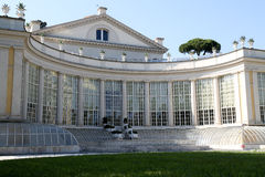 Villa Torlonia i Rome Royaltyfri Foto