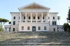 Villa Torlonia i Rome Arkivbild