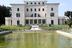 Villa Torlonia in Rome Stock Photo