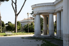 Villa Torlonia in Rome Royalty Free Stock Photos