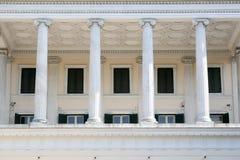Villa Torlonia in Rome Stock Image