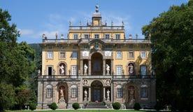 Villa Torrigiani di Camigliano Stockbild