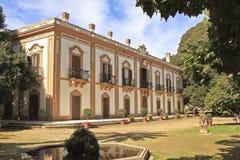 Villa Trabia Stock Photography