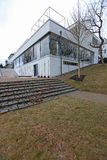Villa Tugendhat stock photo